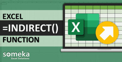 How To Use Excel INDIRECT Function