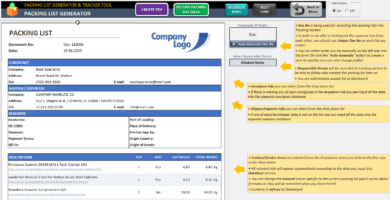 Packing-List-Tool-Excel-Template-Someka-SS2