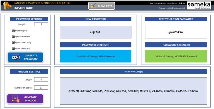 Passcode-Pincode-Generator-Excel-Template-Someka-SS4