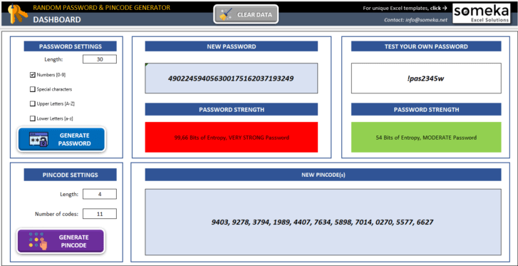 Passcode-Pincode-Generator-Excel-Template-Someka-SS5