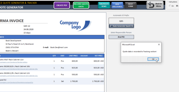 Price-Quote-Tool-Excel-Template-Someka-SS10