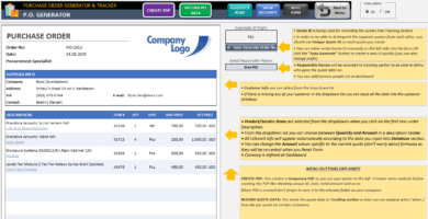 Purchase-Order-Tool-Excel-Template-Someka-SS2