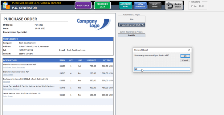 Purchase-Order-Tool-Excel-Template-Someka-SS4