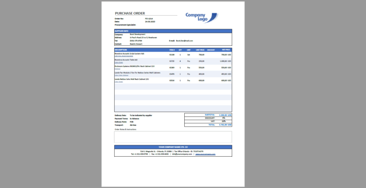 Purchase-Order-Tool-Excel-Template-Someka-SS7