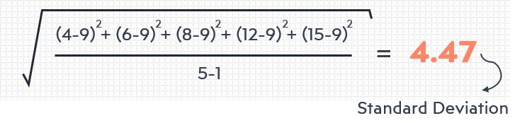 calculate-standard-deviation