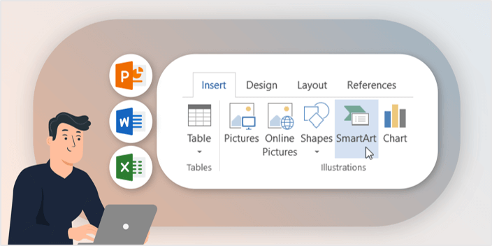 smart-art-to-create-org-chart