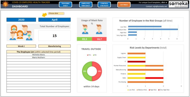 Covid-19-Employee-Health-Tracker-Excel-Template-Someka-SS13