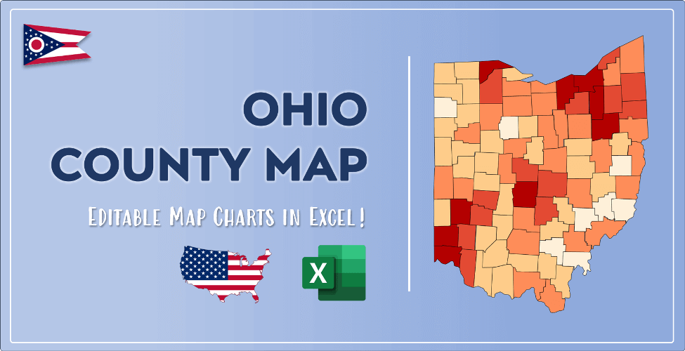 Ohio County Map Post Cover