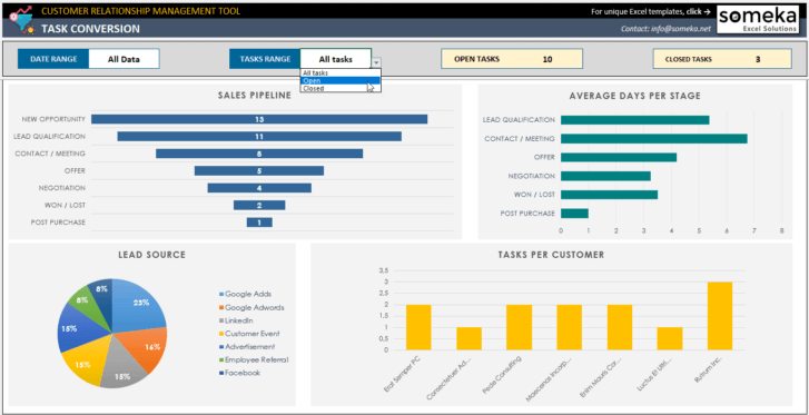 CRM-Excel-Template-Someka-SS10