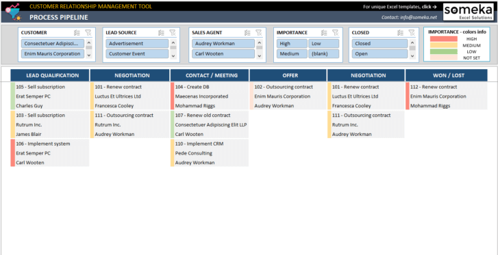 CRM-Excel-Template-Someka-SS6