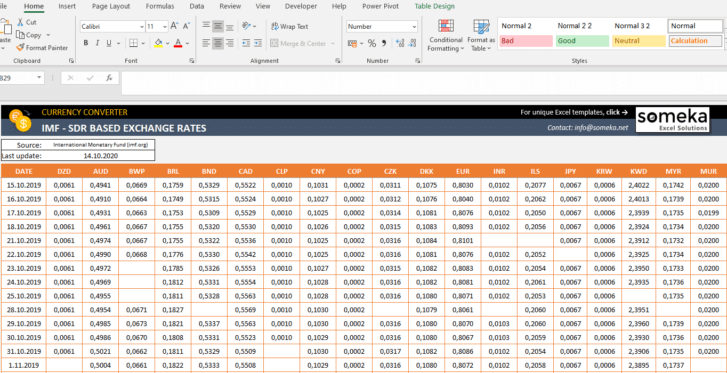 Currency-Converter-Excel-Template-Someka-SS8