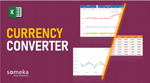 Currency Converter Template - Someka Excel Template Video