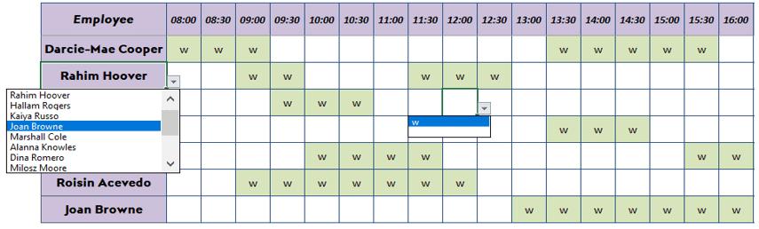 Rota-Excel-Template-Someka-S09