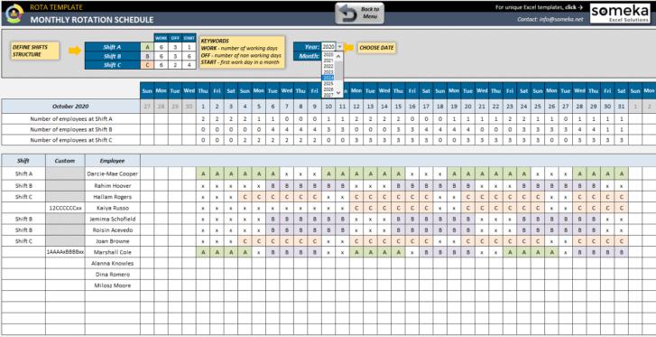 Rota-Excel-Template-Someka-SS9