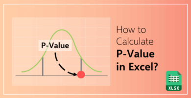 How-to-calculate-p-value-in-excel-cover
