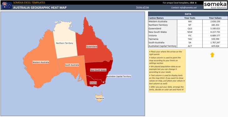 Australia-Heat-Map-Generator-Someka-SS1
