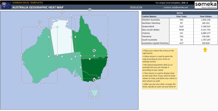 Australia-Heat-Map-Generator-Someka-SS3