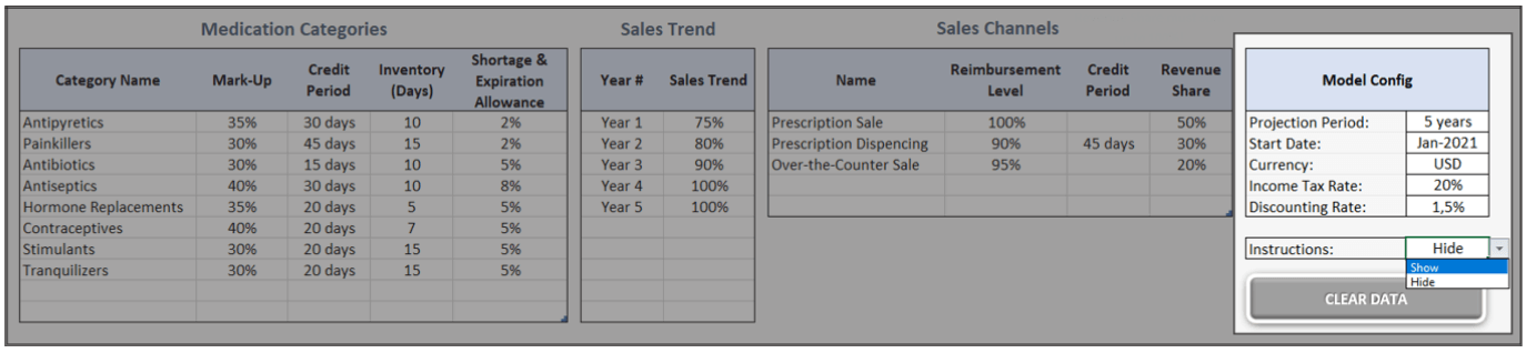 Pharmacy-Financial-Model-Someka-S01