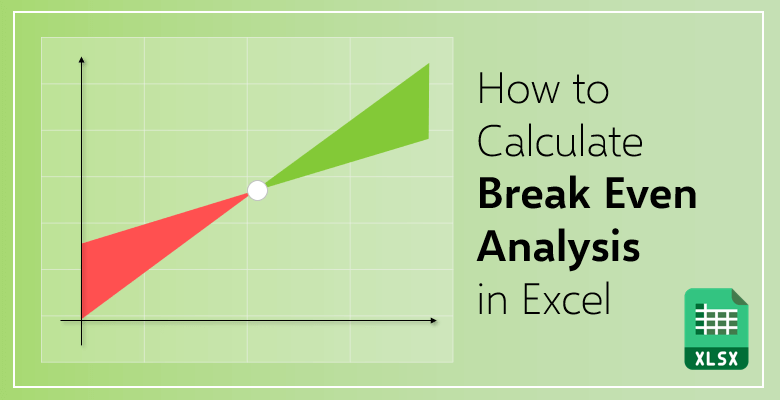 How-to-calculate-break-even-analysis-in-excel