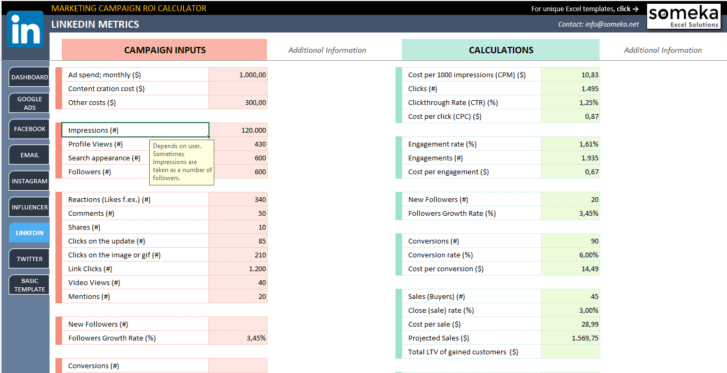 Marketing-Campaign-ROI-Calculator-Someka-SS8