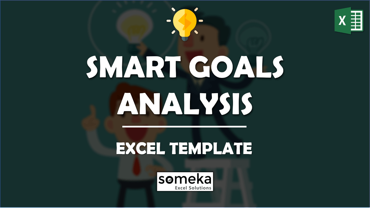 Smart Goals Template - Someka Excel Template Video
