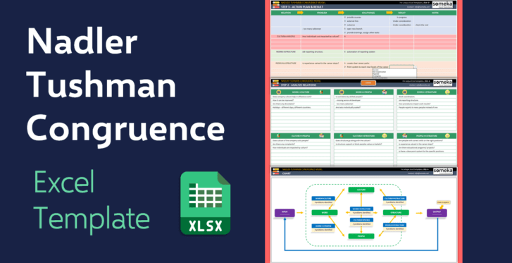 Nadler-tushman-congruence-excel-template-Cover