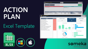 Action Plan Template - Someka Excel Template Video
