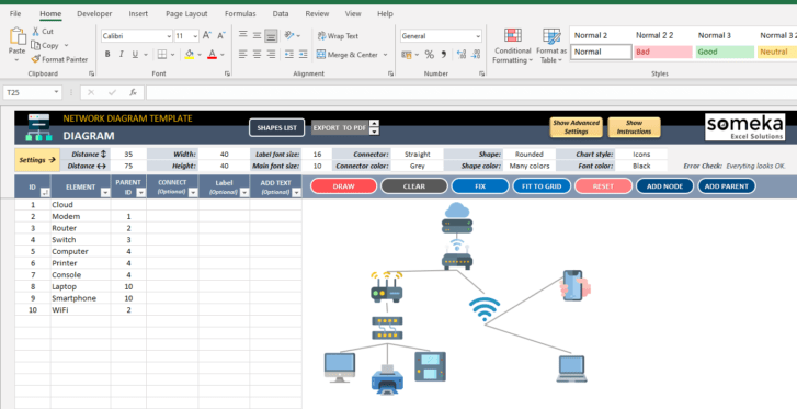 Network-Diagram-Excel-Template-Someka-SS7_updated